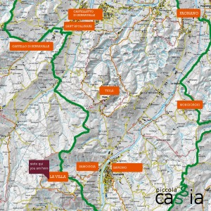 05 LA VILLA MAP