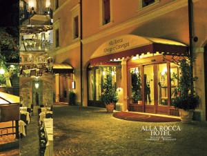 Hotel Alla Rocca Esterno 02